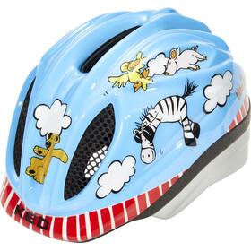 KED Meggy II Originals - Casque de vélo Enfant - rouge/bleu